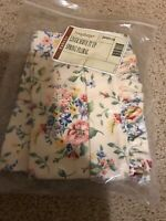 Longaberger Spring Floral Fabric Liner For Your Serve It Up Basket 20402138NeW