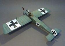 JOHN JENKINS WW1 KNIGHTS OF THE SKY ACE-23 WW1 GERMAN FOKKER E.III FIGHTER MIB