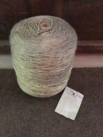 Eine Rolle Schnur Seil 2,5mm ca. 900m produziert VEB