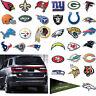 Official NFL Football 3D All Team Logo Color Auto Emblem Sticker CAR TRUCK SUV