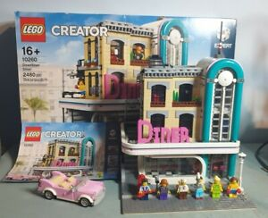 LEGO Creator Expert Downtown Diner (10260)