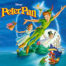Peter Pan ORIGINAL MOVIE SOUNDTRACK Walt Disney MUSIC New Sealed CD