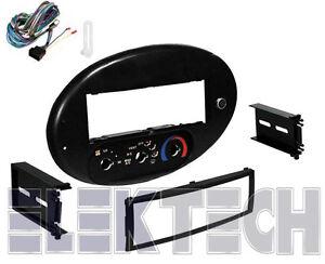 Single DIN Radio Dash Replacement Kit for 1996-1999 Mercury Sable & Ford Taurus