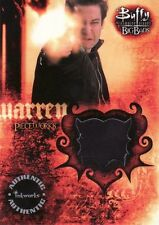 Buffy the Vampire Slayer Big Bads Warren PW6 Pieceworks Card