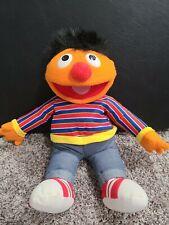 "Sesame Street ERNIE 10"" Plush Stuffed Animal Toy"