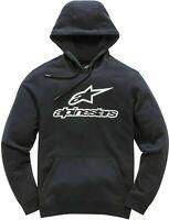 Alpinestars Always Casual wear Hoodie Men  - pull over hoody Black