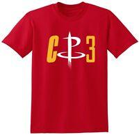 "Chris Paul Houston Rockets ""CP3"" Jersey T-shirt Shirt or Long Sleeve"