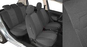 Opel Zafira A B Maßgefertigte Sitzbezüge Velours Stripes TrueColorGrau