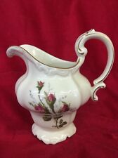 ROSENTHAL CHINA GERMANY POMPADOUR Moss Rose Footed Creamer