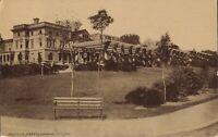 REAL PHOTO - Kansas City, MISSOURI - Pergola, Paseo - 1910