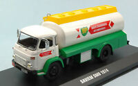 Saviem SM8 1974 British Petroleum 1:43 Model IXO MODEL