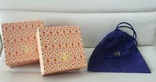 Authentic Tory Burch Gift Boxes and Pouch