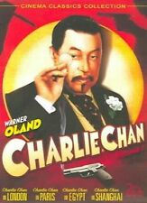 Charlie Chan Collection 1 4 PC DVD