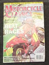 Classics Motorcycles Magazines