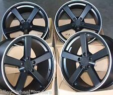 """18"""" B ms003 CERCHI IN LEGA ADATTA 5x98 ALFA ROMEO 147 156 164 GT FIAT 500l DOBLO"""