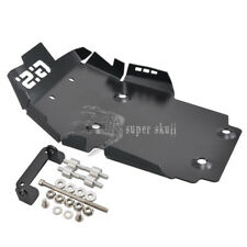 Front CNC Engine Guard Protector Bash Skid Plate For BMW F650GS F700GS F800GS