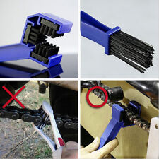 Newest Cycling Motorcycle Chain Gear Grunge Cleaning Brush Scrubber Tool Random