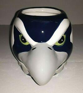 Seattle Seahawks NFL 18 oz Sculpted Mascot Mug