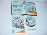 SSX ON TOUR game complete in case w/ manual for Sony Playstation 2 PS2
