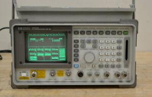 HP Agilent 8920B RF Communications Test Set, READ 2 Fails on RCVR Self Test