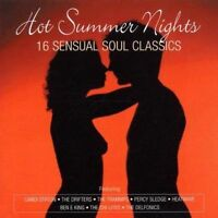 Hot Summer Nights (Brand New Compilation CD)