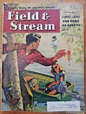 Field and Stream Back Issue: August, 1947