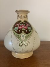 Gorgeous Shelley antique small vase, classic floral pattern