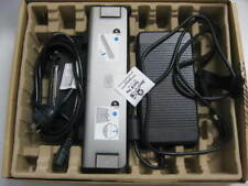 HP HSTNN-I09X Docking Station Port Replicator w 230W AC Power Adapter HSTNN-LA12