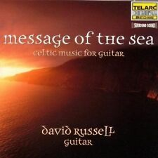Message of The Sea Celtic Music for G 0089408049224 by David Russell CD