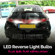 For Honda Civic MK7 MK8 MKVIII EP2 EP3 FN2 White LED Reverse Light Bulbs *SALE*