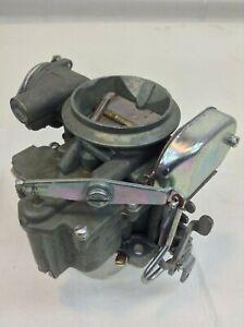 STROMBERG WW CARBURETOR 3-105A 1954 DODGE D50 D53 241 V8 ENGINE