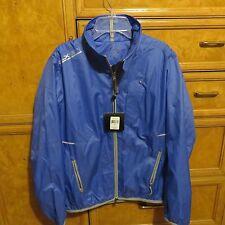 Women's Ralph Lauren polo RLX golf windbreaker jacket purple size M new NWT $185