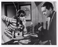 THE PRISONER PATRICK MCGOOHAN JANE MERROW RARE 8X10 PHOTO