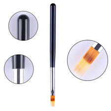 UV Gel Nail Ombre Brush Wooden Handle Lace Brush Pro Art Manicure Drawing Tool