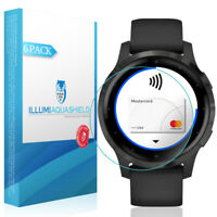 6x iLLumi AquaShield Screen Protector for Garmin Vivoactive 4 45mm
