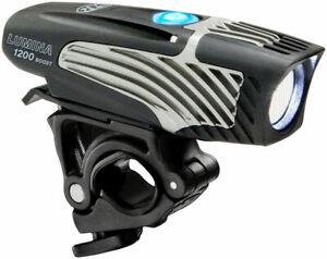 NiteRider Lumina 1200 Boost Headlight Bike Light Lumen USB 6781