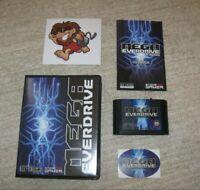 Mega Everdrive X7 by Krikzz, Stoneage Gamer, Case, instructions, authentic! Sega