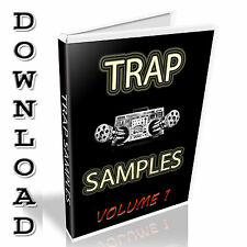 TRAP SAMPLE COLLECTION - STEINBERG HALION, CUBASE, NUENDO FXP - 7.8GB -DOWNLOAD