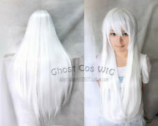 """New Fashion 32"""" Long Straight Cosplay Fashion Wig 23 Colors Heat Resistant 80cm"""