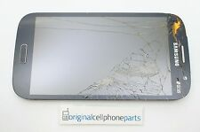 Samsung Galaxy Grand Duos GT-I9082L LCD with Digitizer and Frame CRACKED LENS