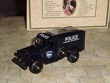 LLEDO -  DAYS GONE - 1942 DODGE 4x4 POLICE EMERGENCY RESPONSE UNIT VAN - BOXED