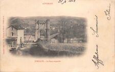 JUMEAUX - Le Pont suspendu