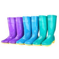 women yanggen ankle boots rain boots pu leather winter snow boots shoes sz 36-40