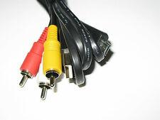 Genuine SONY USB AV Cable VMC-MD3  DSC-TX5/B DSC-TX5/G DSC-TX5/P DSC-TX5/R UK