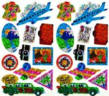 ~ Sparkle Road Trip Travel Plane Luggage Map Hambly Studio Glitter Stickers ~