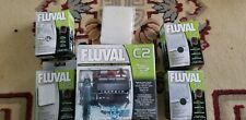 Fluval Five stage Filter C2 Power Filter 10-30 Gallon Aquarium with accessories