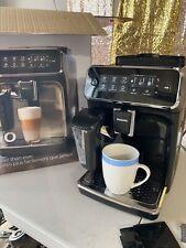 Philips Saeco 3200 Series Fully Automatic Espresso Machine w/ LatteGo
