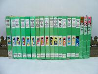 Lot 19 livres Une enquête des Soeurs PARKER C.QUINE Bibliotheque verte 1967/80's
