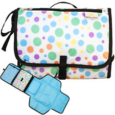 Travel Diaper Changing Clutch, Portable Changing Station, Baby Portable Changing