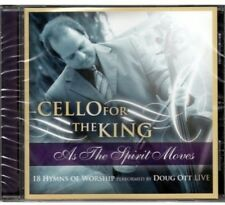 Doug Ott - Cello for King: As the Spirit Moves [New CD]